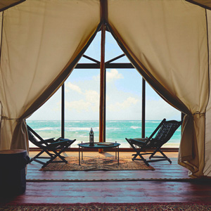 Habitas Tulum Ocean View Room