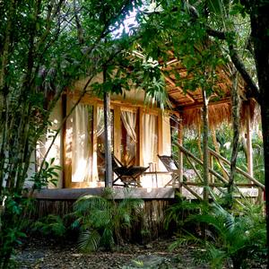 Habitas Tulum Jungle Room
